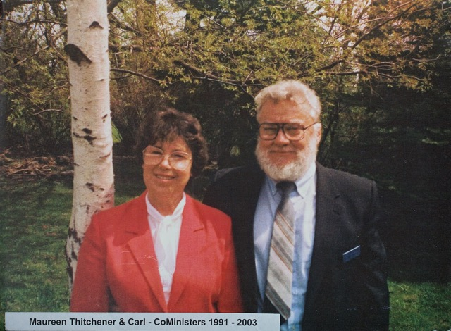 Carl and Maureen